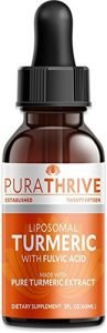 Buy PuraTHRIVE Liquid Turmeric Extract $39.95 + Free Shipping