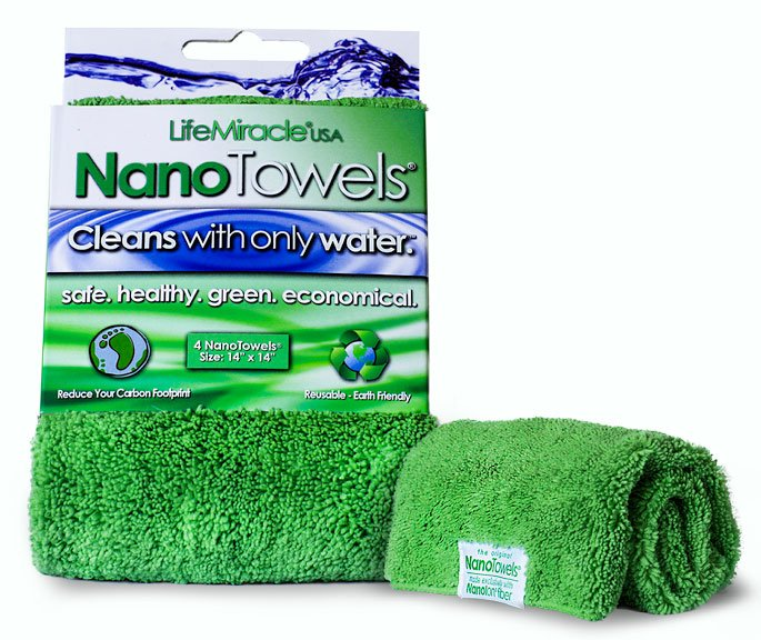 Buy nano Towels Save Upto $80 Discount Offer