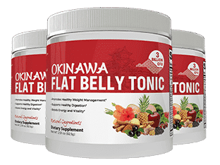 Okinawa Flat Belly Tonic review + coupon