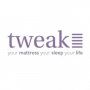 £120 off any Tweak couples mattress